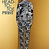 HEAD-TO-TOE PRINT Gucci