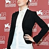 Evan Rachel Wood in Venice.