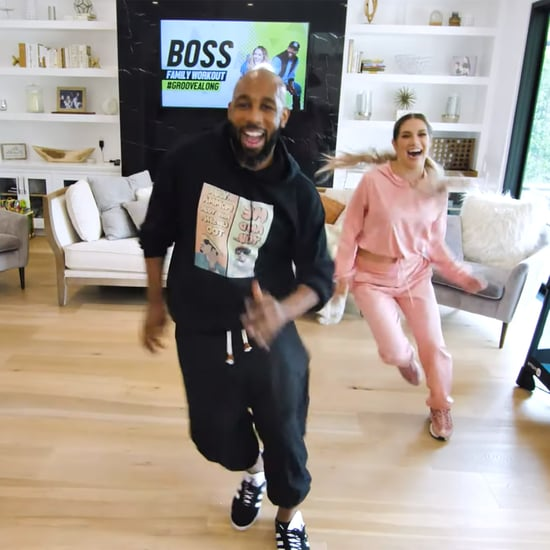 "Stephen ""tWitch"" Boss and Allison Holker Fun Dance Workout"