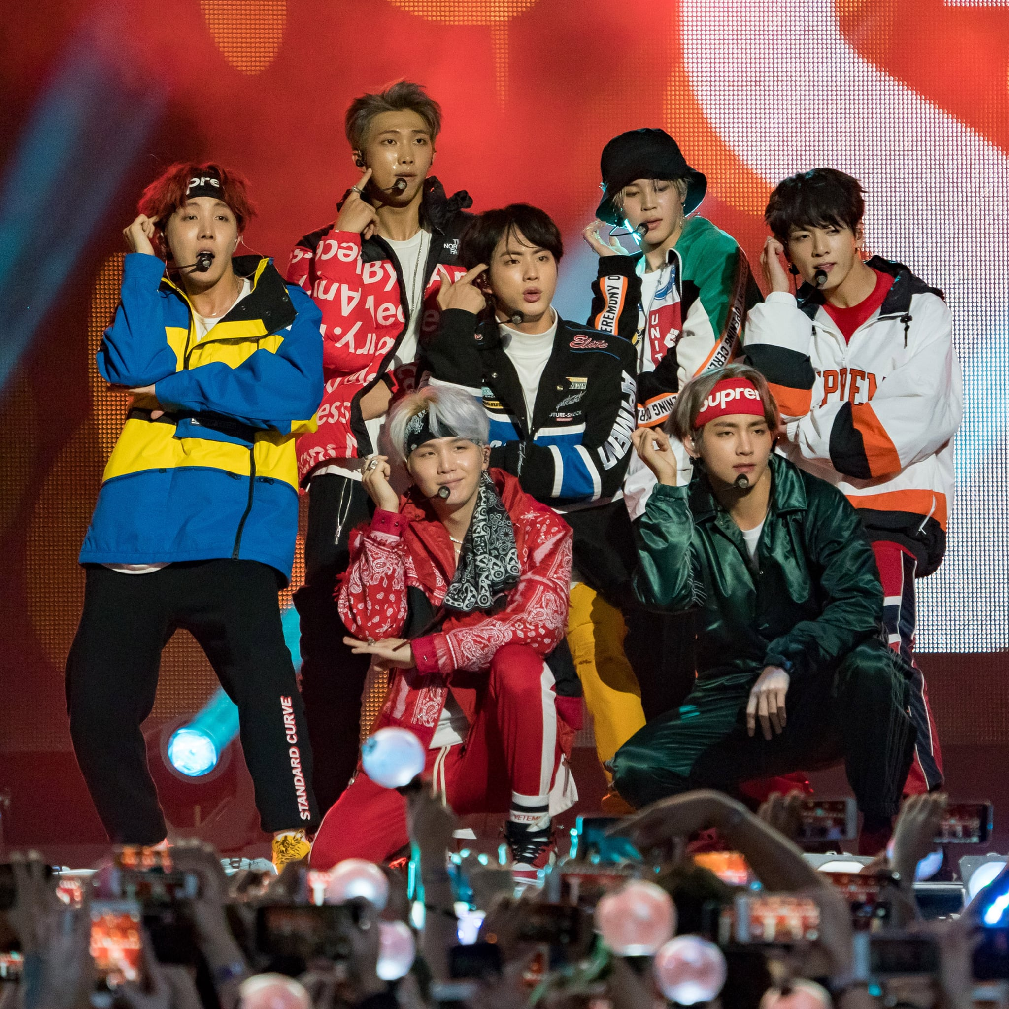 Who Are The Bts Members Dating In 2020 Popsugar Celebrity