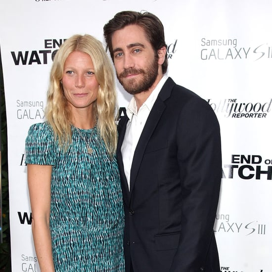 Gwyneth Paltrow Pictures Supporting Jake Gyllenhaal's End of Watch Movie Premiere