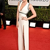 Margot Robbie at the Golden Globes 2014