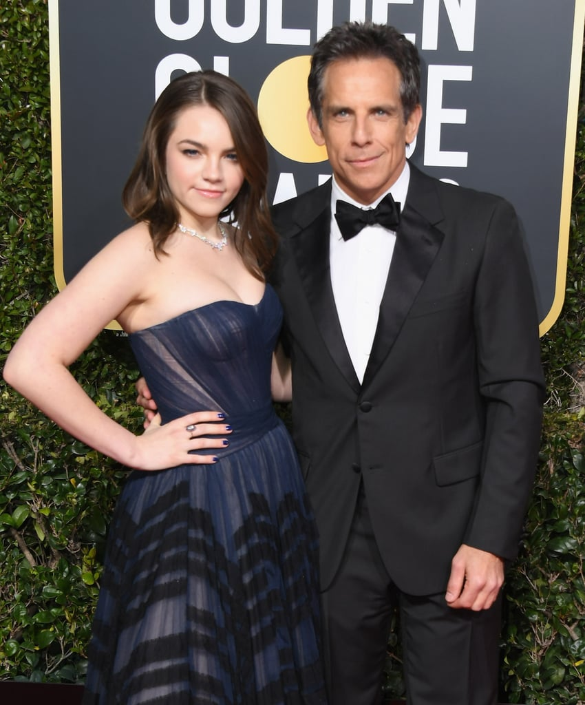 Ben Stiller Has Been Bringing His Daughter to Red Carpets For Years, and They're the Damn Cutest