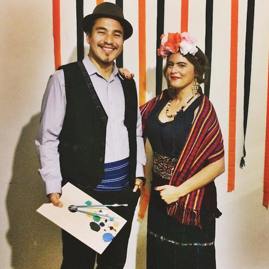 Frida Kahlo and Diego Rivera Halloween Costumes
