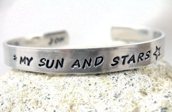 My Sun and Stars Bracelet