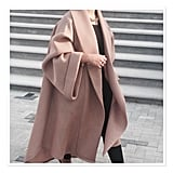 Hind's Lounge Mesh oversized sleeve abaya Price upon request Shop here