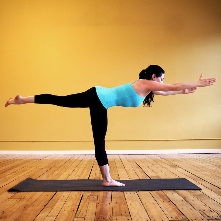 Warrior 3 Pose | Yoga Poses For Focus and Relaxation ...