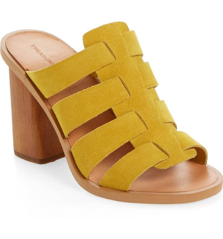 Treasure & Bond Aleeya Slide Sandals