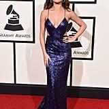 Selena Gomez wearing Calvin Klein.