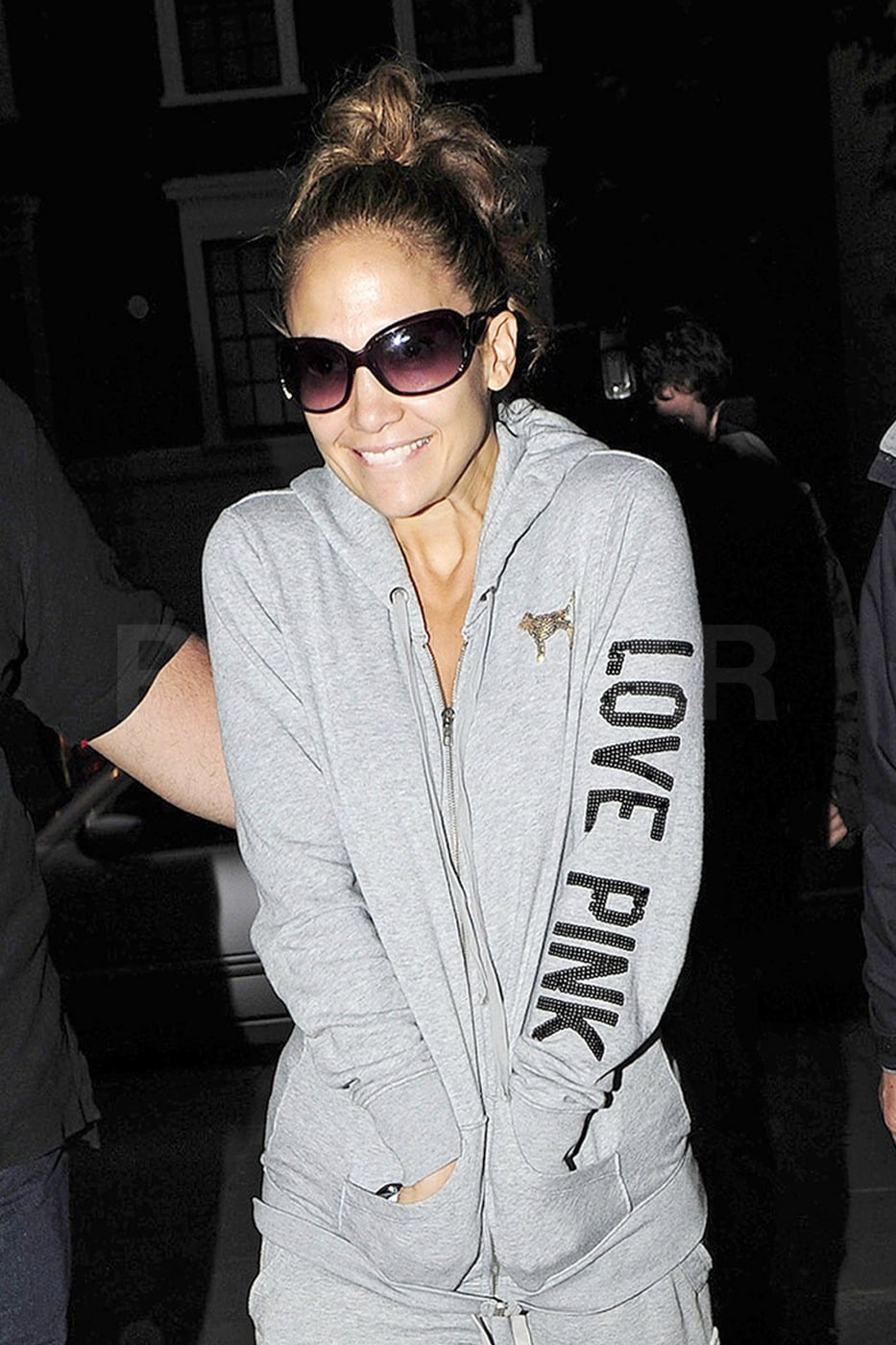 Jennifer Lopez Gets Ready to Rock London With Her LOVE? and Enrique Iglesias