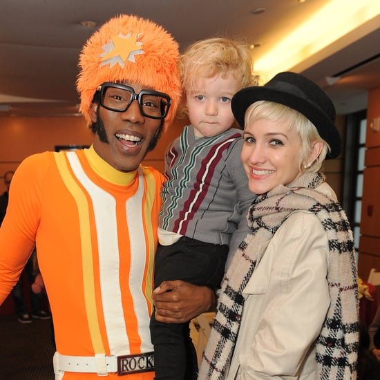 Pictures of Ashlee Simpson and Bronx Wentz at Milk + Bookies in LA 2011-03-21 11:25:00