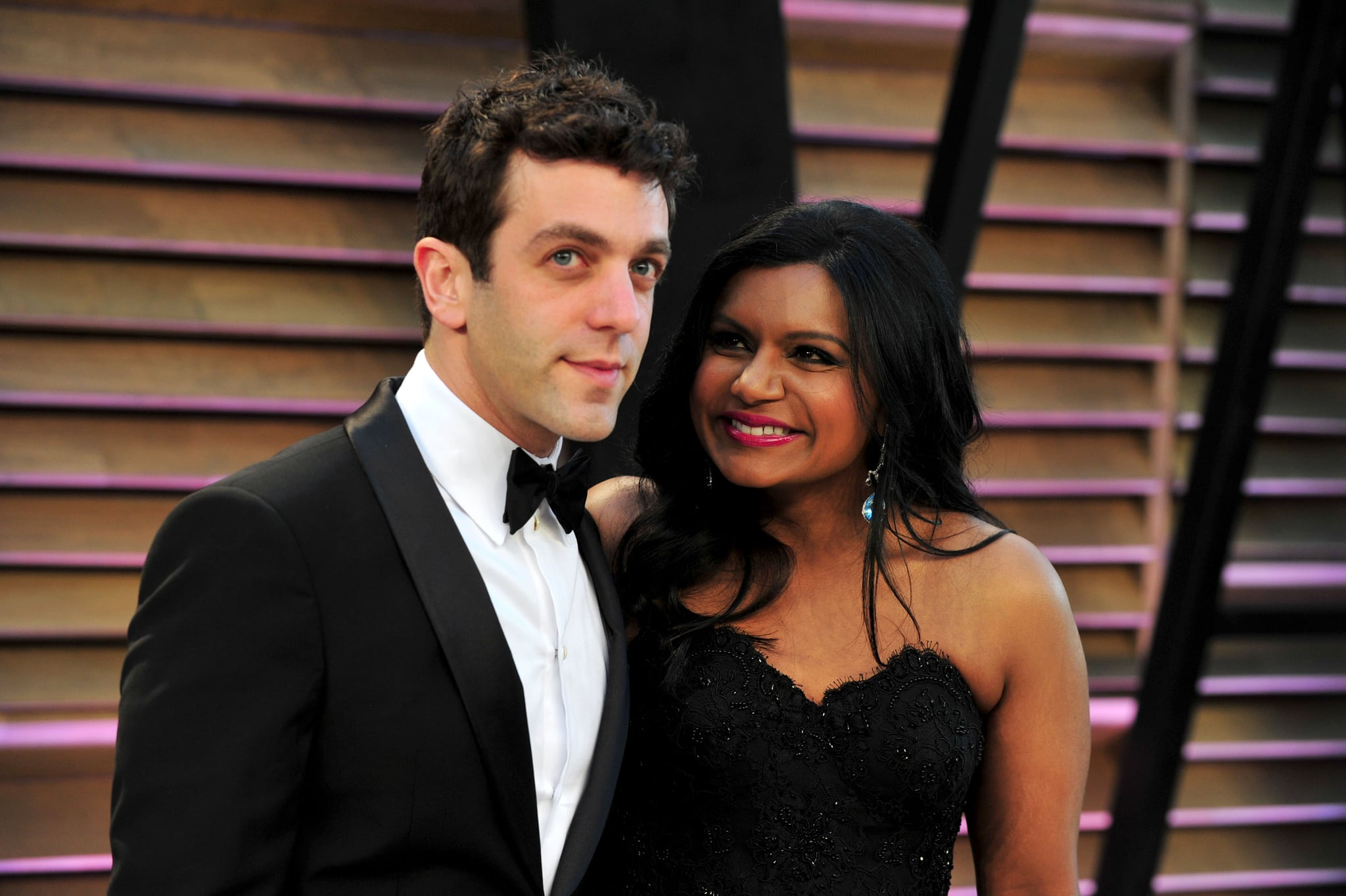 Mindy Talking About Their Breakup On The Howard Stern Show He S A Mindy Kaling And Bj Novak Quotes About Each Other Popsugar Celebrity Uk Photo 3