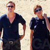 Ryan Gosling and Eva Mendes On a Date [Video]