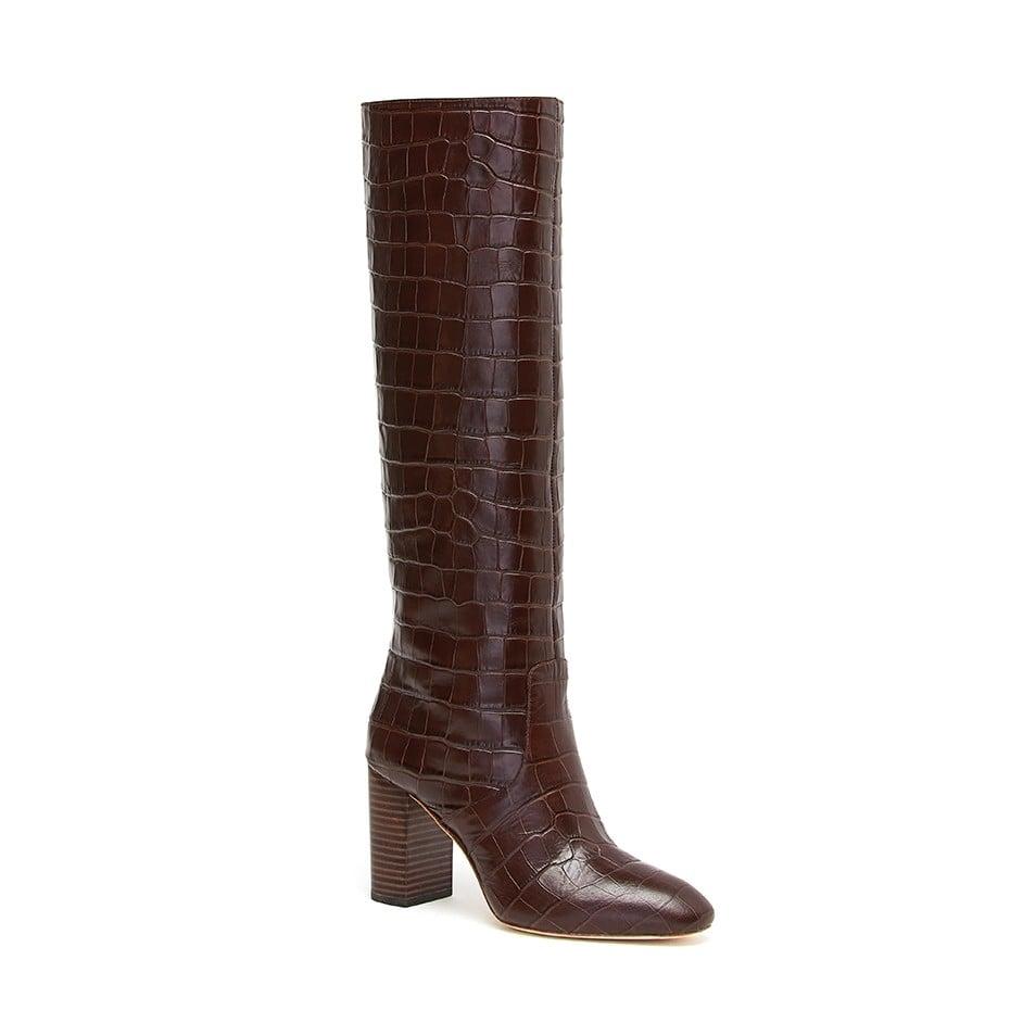 Kristen Bell's Brown Loeffler Randall Boots