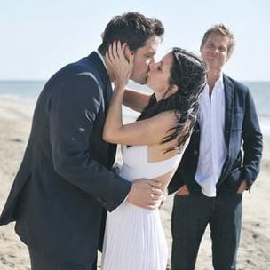 Cougar Town Wedding Pictures