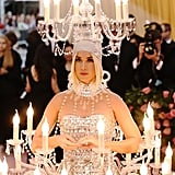 Katy Perry at the 2019 Met Gala
