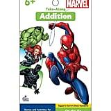 Marvel – Take-Along Tablet: Addition, Marvel Superheroes, Ages 6+