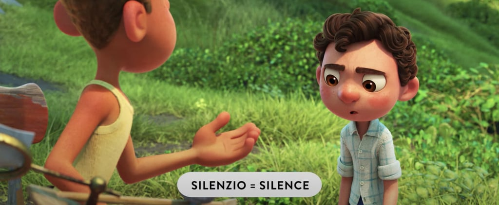 Learn the Italian Phrases in Luca in This Translation Video