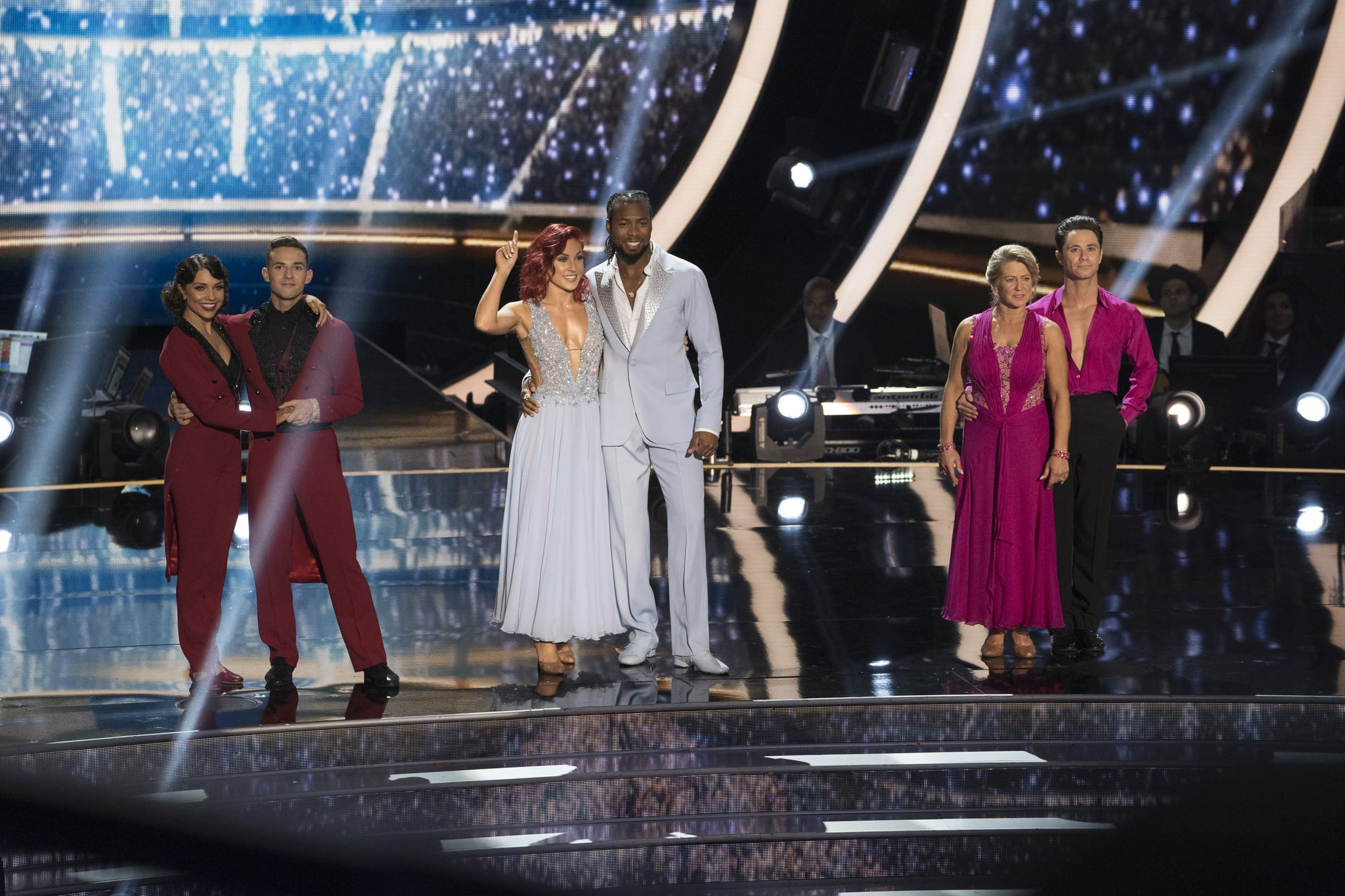 DANCING WITH THE STARS: ATHLETES -
