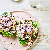 Radish Salad Sandwich