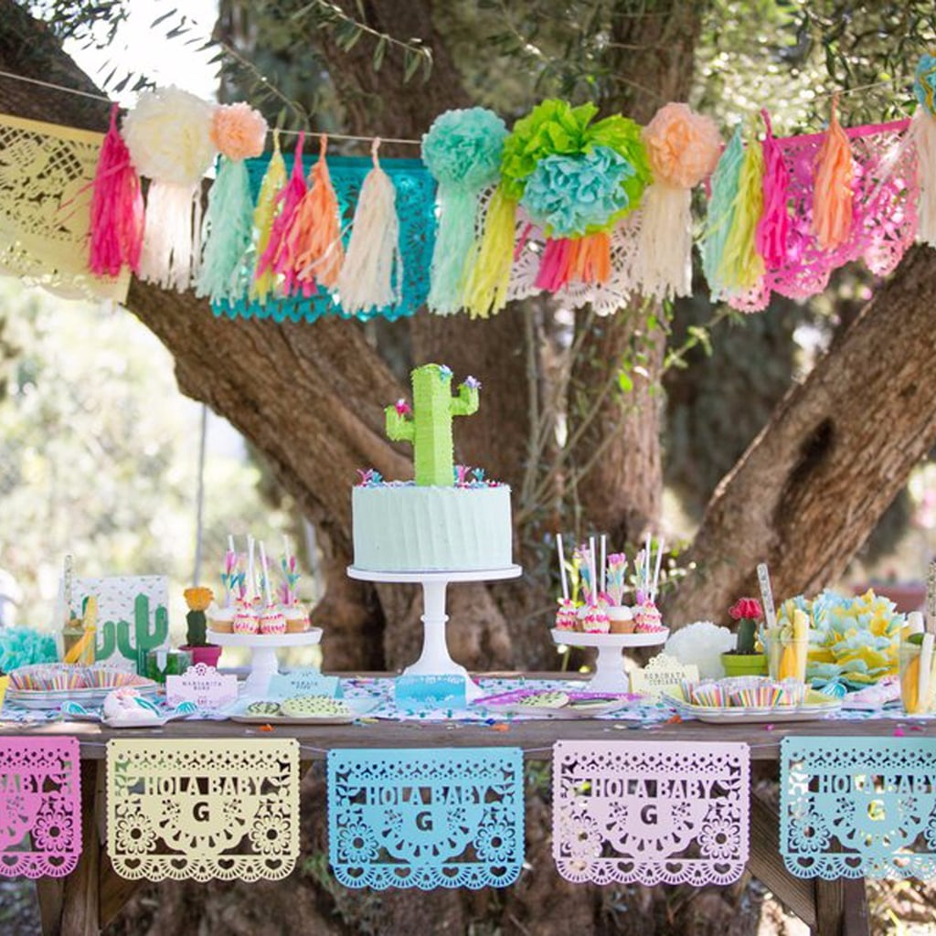 13 PC Set Includes Oh Ba Gender Reveal Party Decorations For Neutral Baby Showe