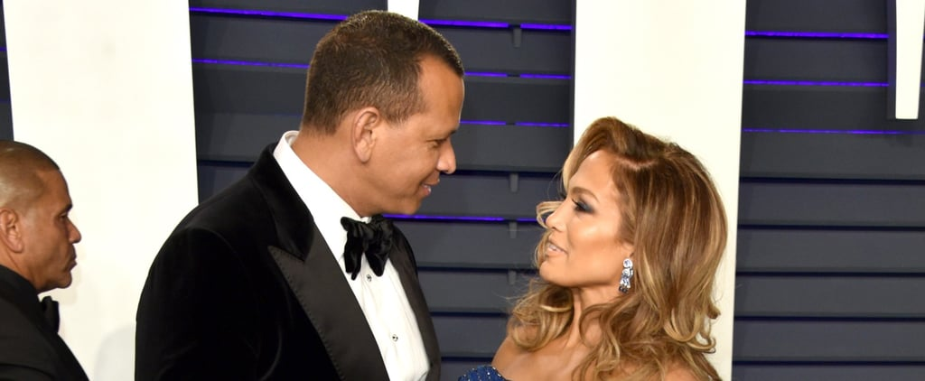 Jennifer Lopez Talks Alex Rodriguez Engagement March 2019