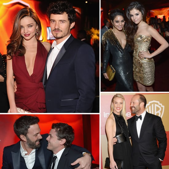 InStyle Golden Globes Party Pictures 2013