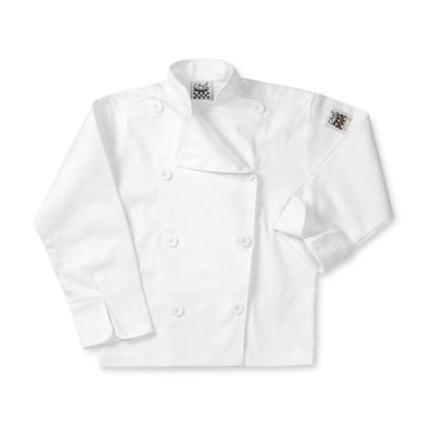 Personalized Kids' Chef Jacket