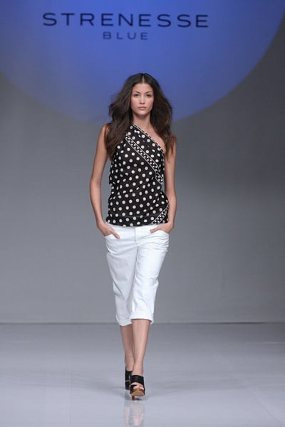 Mexico Fashion Week: Strenesse Spring 2009