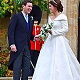 Princess Eugenie Wedding Photo on Instagram November 2018