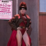 "Alison Brie as Ruth ""Zoya the Destroya"" Wilder"