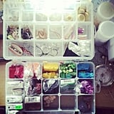 Craft With Compartments