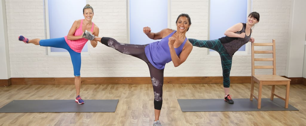 The Workout That Helped Jessica Alba Shake Off Her Baby Weight