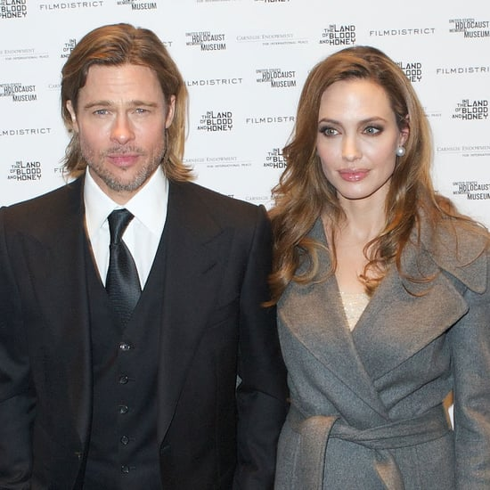 Angelina Jolie and Brad Pitt Washington DC Premiere Pictures