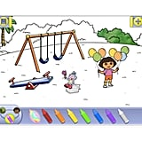 Dora the Explorer Coloring Adventures
