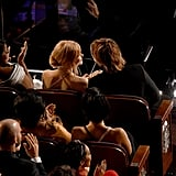 Nicole Kidman and Keith Urban PDA Inside the Oscars 2017