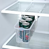 Smart Design Refrigerator Pull Out Bin & Home Organiser