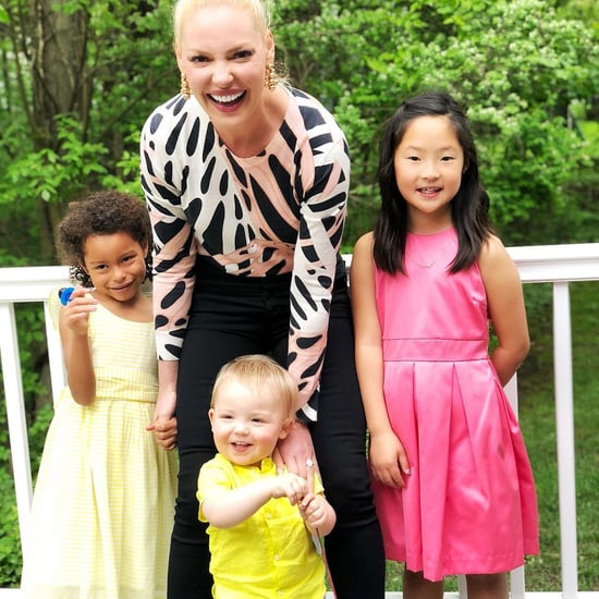 How Many Kids Does Katherine Heigl Have?