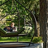 Backyard Summer Dreams Are Made of This Hanging Lounger