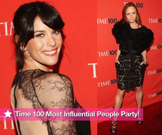 Photos Of Time 100 World's Most Influential People Party In New York, Stella McCartney, Claire Danes, Liv Tyler, Kate Hudson