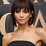 Zendaya's Spiky Bob in 2017
