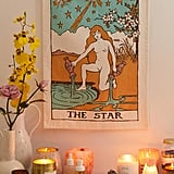 Tarot Flag Tapestry