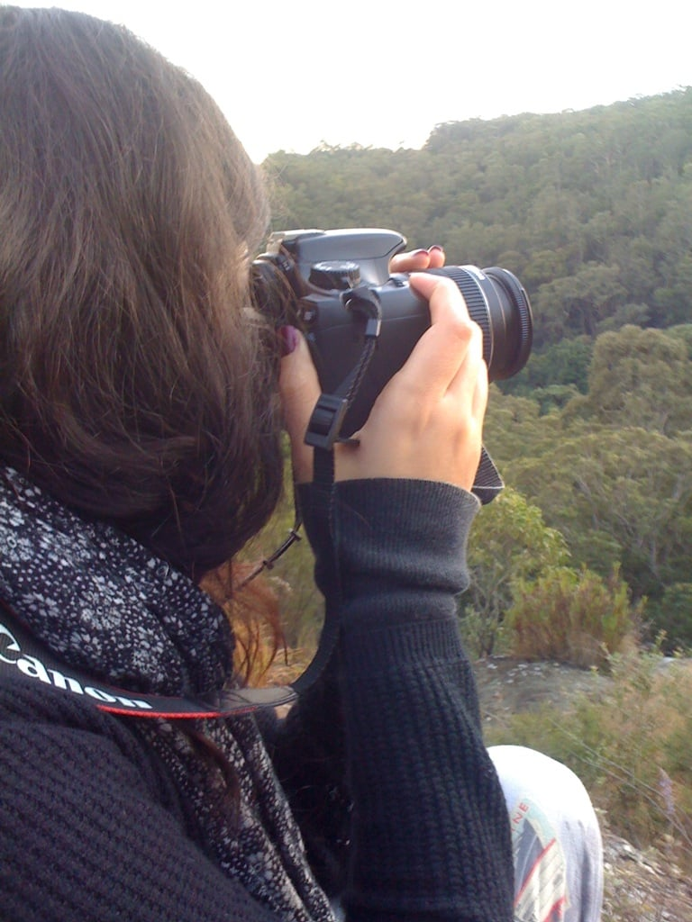 Hunter Valley photo sesh on a chilly pre-dawn morning.