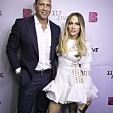 Jennifer Lopez and Alex Rodriguez Dubai Pictures