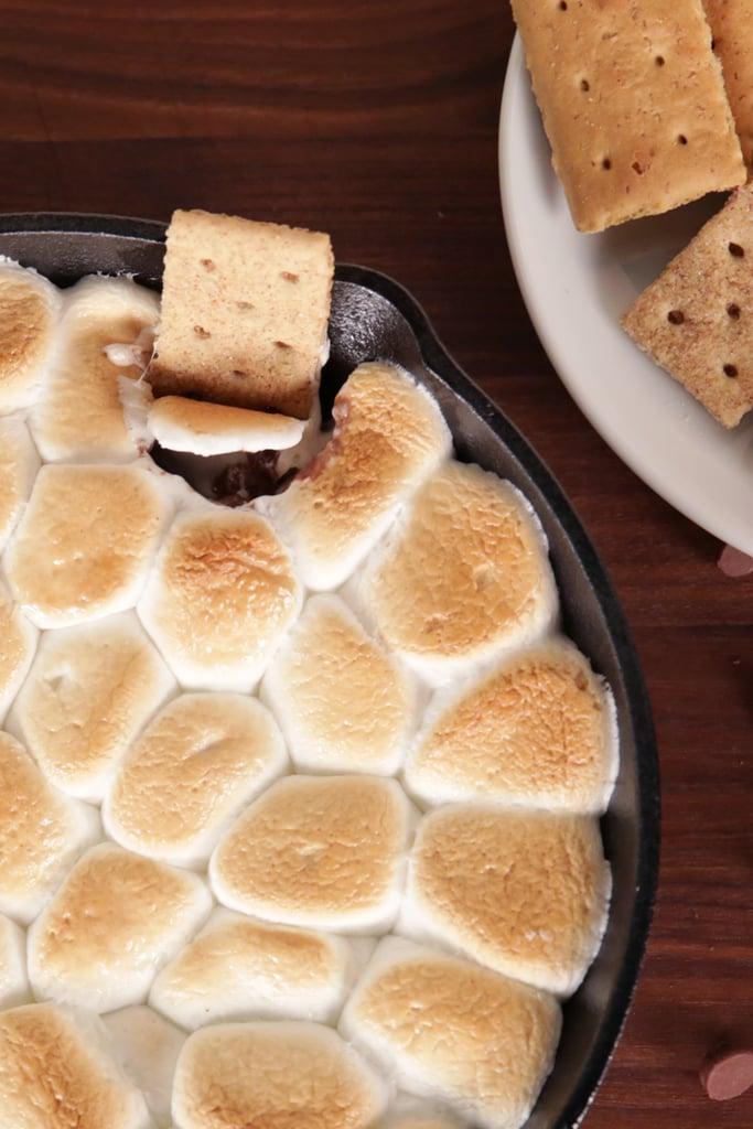 Smores dip recipe video popsugar food forumfinder Images