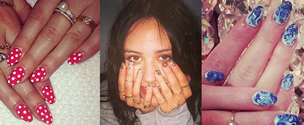 Nail Art Ideas From Eliza Doolittle