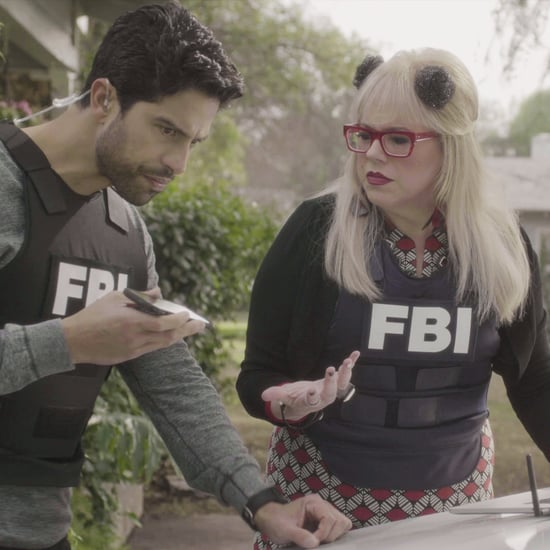 Penelope Garcia and Luke Alvez GIFs From Criminal Minds
