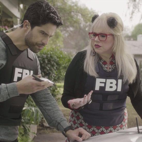 Penelope Garcia and Luke Alvez GIFs From Criminal Minds