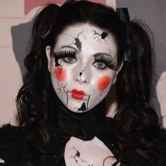Celebrity Halloween Makeup Looks