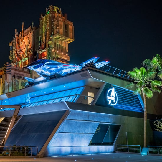 Disneyland's Avengers Campus at Disney California Adventure